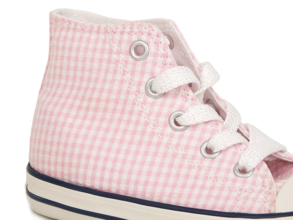 CONVERSE C.T. All Star Hi Pink White 660972C