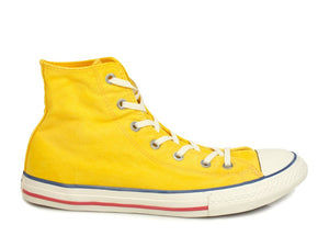 CONVERSE C.T. All Star Hi Lemon Chrome 661014C