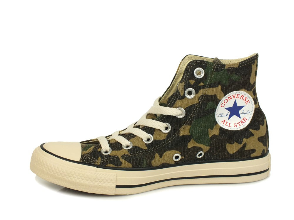 CONVERSE C.T. All Star Hi Fatigue Green 152749C