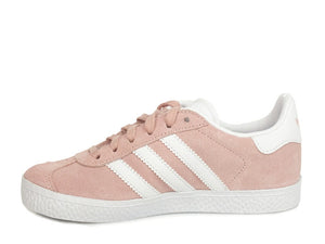 ADIDAS Gazelle C Ice Pink White BY9548