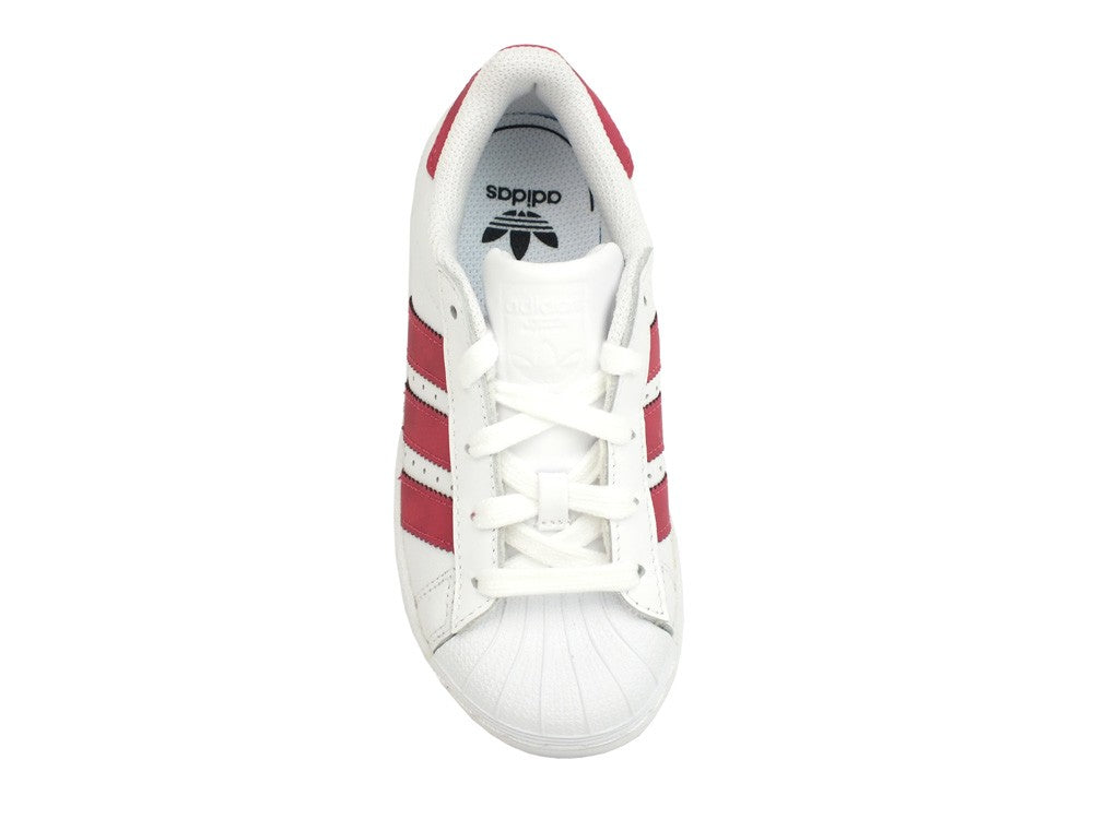 ADIDAS Superstar C White Noiess CQ2723