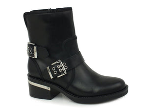 GUESS Stivaletto Black FLFII4LEA10