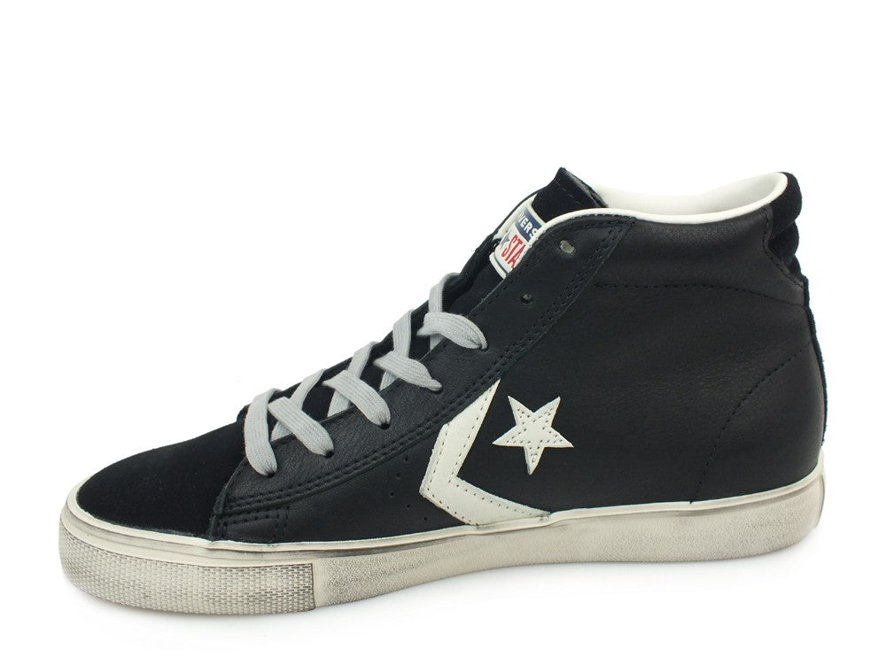 CONVERSE Pro Leather Vulc Black 162746C