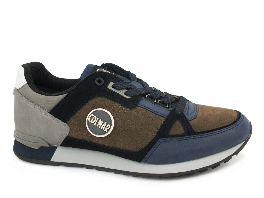 COLMAR Travis Supreme 050 Brown Navy Black
