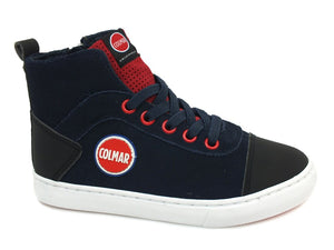 COLMAR Durden Hill Y25 Navy Red Black