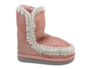 MOU Eskimo Boot KID Dust Antic Rose