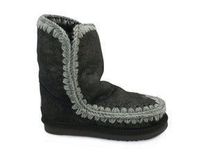 MOU Eskimo Boot KID Dust Black