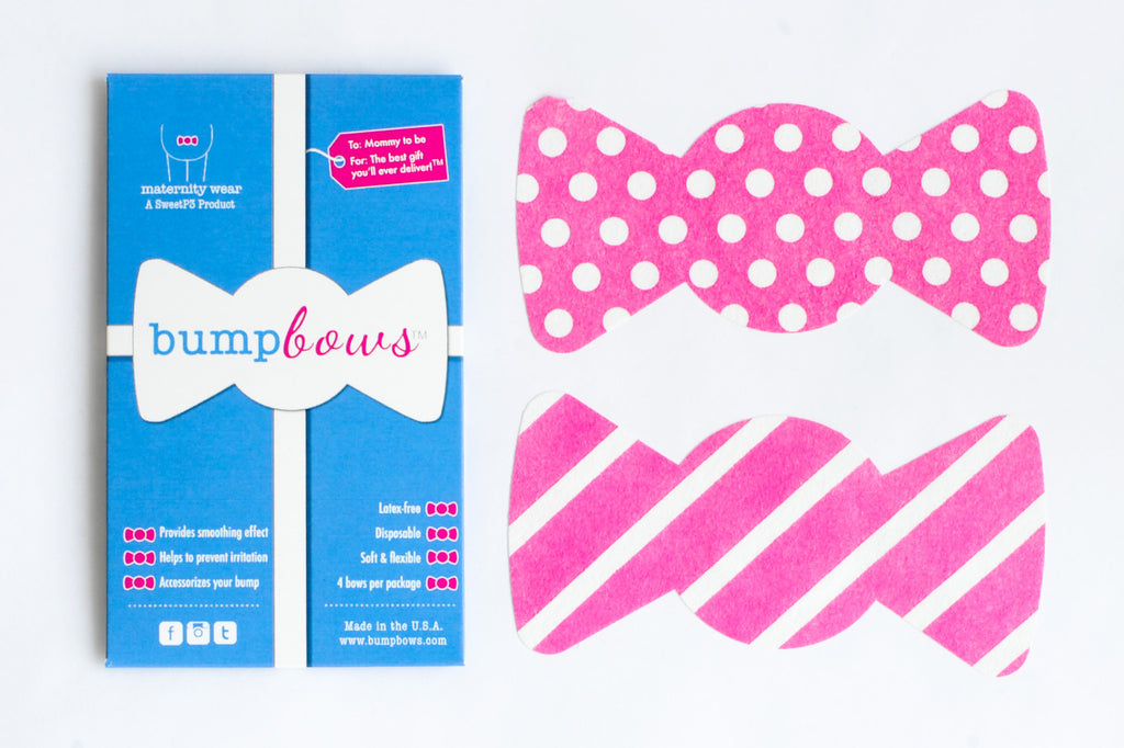 BumpBows - Perfectly Pink - 4 Pack