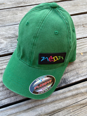 Neon Hat - Patch