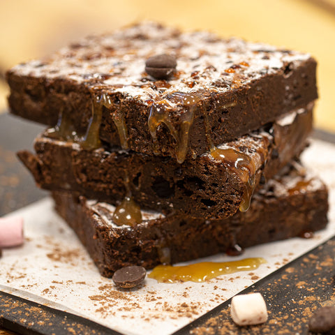 Our Famous Triple Chocolate Brownie (Tray)