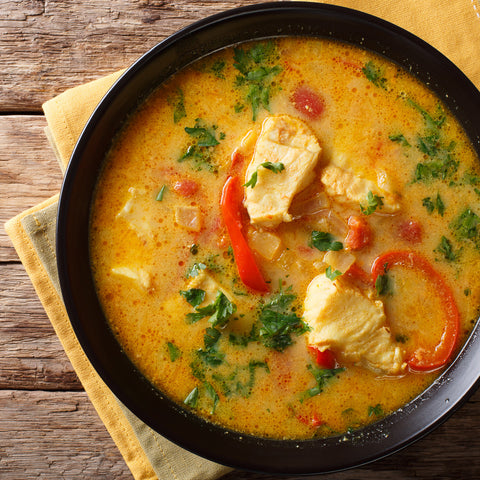 Spicy Red Thai Curry