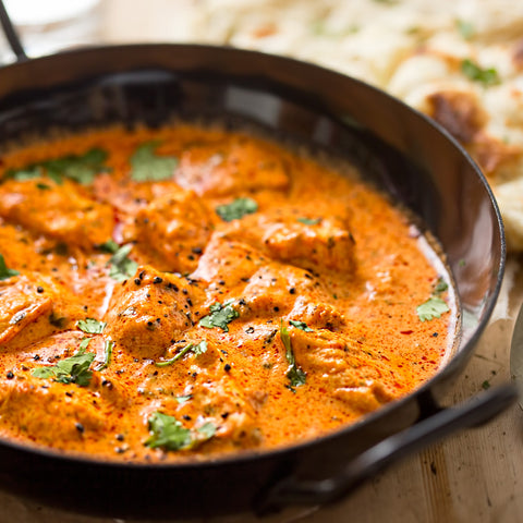 Authentic Chicken Tikka Masala Curry