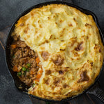 Slow Braised Pulled Lamb Shoulder Shepherds Pie