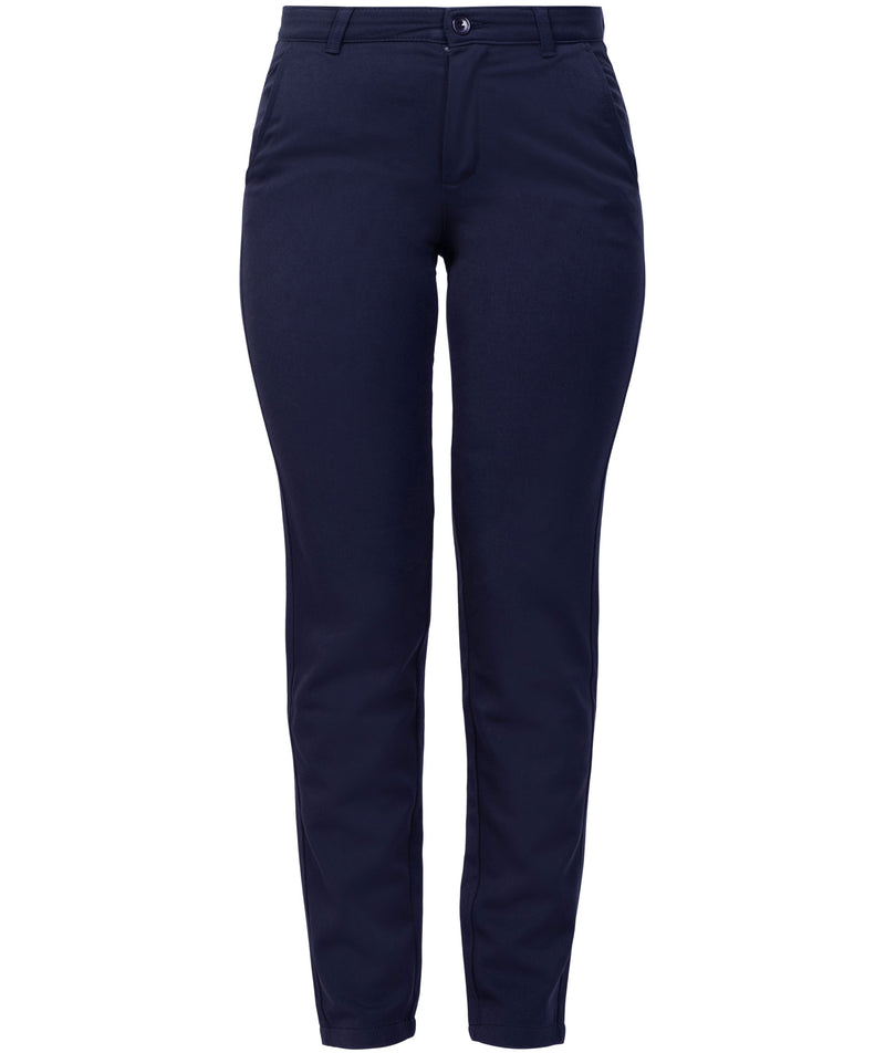 Stretch Chinos, Regular, Dame