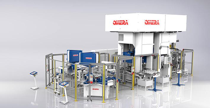 OMERA Automatic Production Lines Sicodan.com