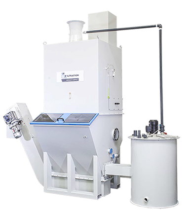 Idrodust Compact S-series Filtersystem