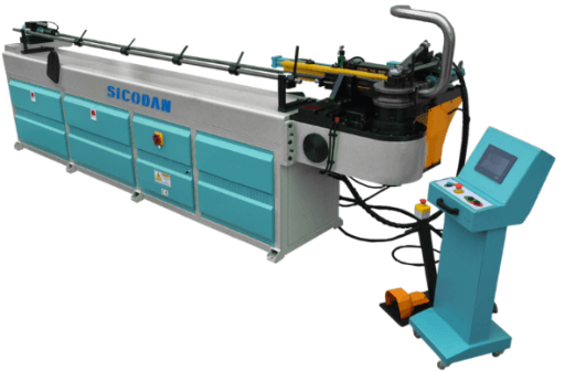Pipe, Tube & Section Bending Machine with Mandrel Sicodan.com
