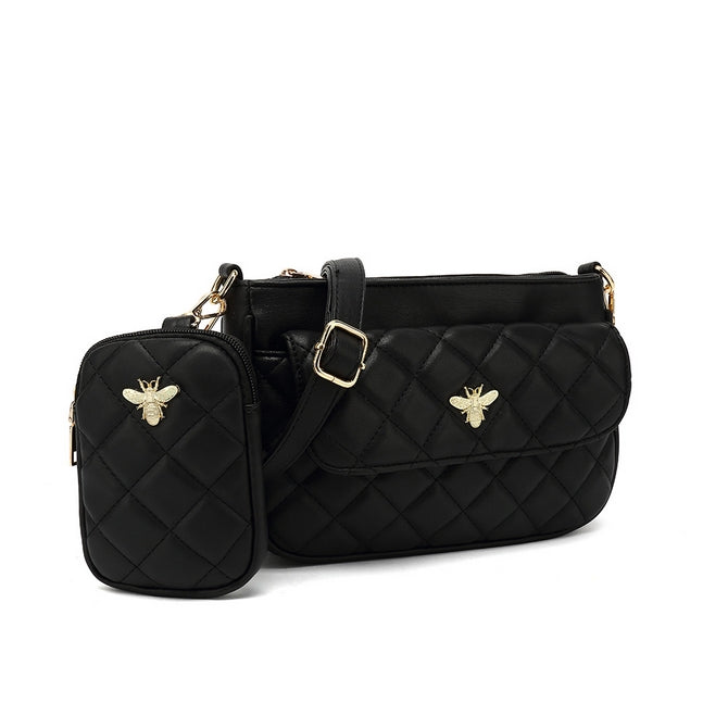 Black Multi Way Bag