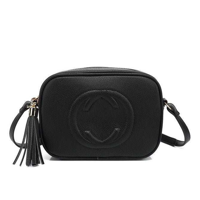 Black Disco Bag
