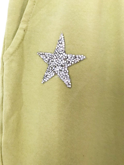 Wish Upon a Star Joggers Lime