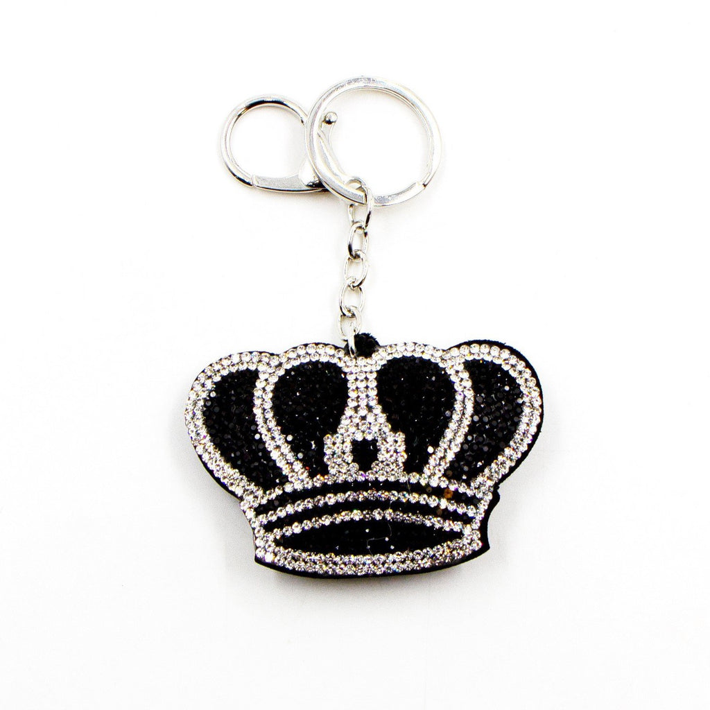 Crown Key Ring /Bag Charm