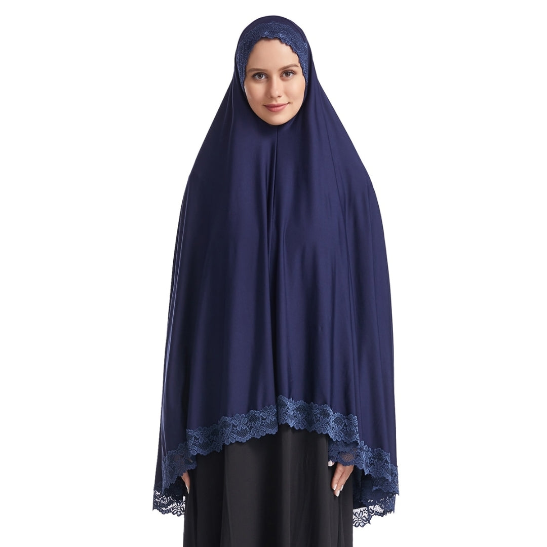 https://deeneeshop.com/collections/hijab-dupatta-accessories/products/womens-beautiful-solid-laced-prayer-top-hijab-khimar-scarf-6-colors