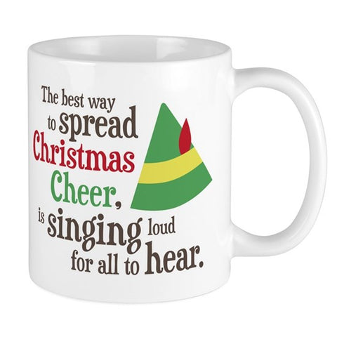 Elf: Christmas Cheer Mug