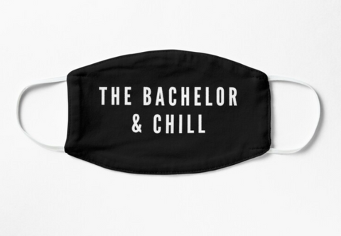 The Bachelor - The Bachelor & Chill Face Mask