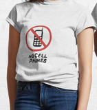 Luke's Diner 'No Cell Phones' Gilmore Girls Graphic Tee