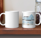 Stars Hollow, CT Gilmore Girls Ceramic White Mug