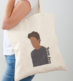 Team Jess Gilmore Girls Canvas Tote Reusable Bag