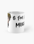 Social Distancing Muggle Harry Potter Ceramic Mug