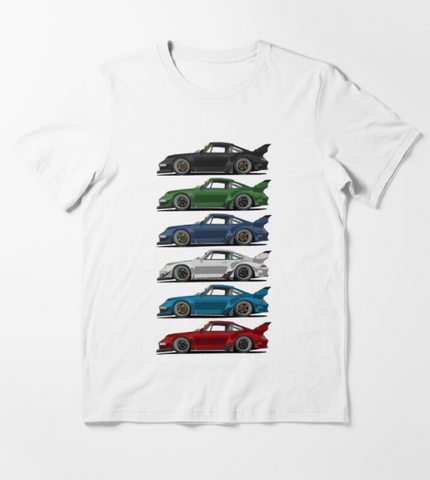 Classics Cars - Car Lovers Graphic Tee