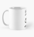 Home is Where my Car is - Car Lovers Ceramic Mug