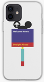 Welcome Home WDW Sign - Disney World Phone Case- iPhone, Samsung Galaxy, Galaxy Note Phone Case
