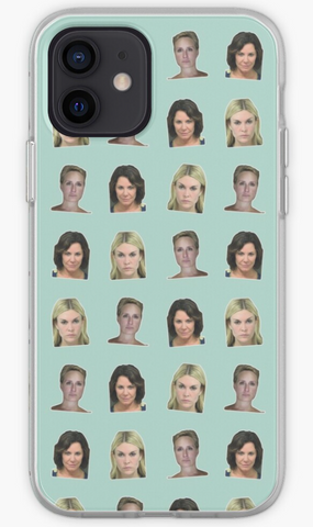 Mugshot - RHONY Phone Case- iPhone, Samsung Galaxy, Galaxy Note Phone Case