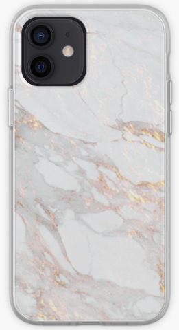 Gold Marble Slab - iPhone, Samsung Galaxy, Galaxy Note Phone Case - iPhone 12, iPhone 11 iPhone XS +