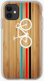Bike Stripe - iPhone, Samsung Galaxy, Galaxy Note Phone Case - iPhone 12, iPhone 11 iPhone XS +