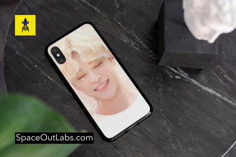Happy Jimin Day! Phone Case - iPhone, Samsung Galaxy, Galaxy Note Phone Case