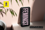 Feminist Phone Case - iPhone, Samsung Galaxy, Galaxy Note Phone Case