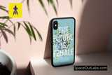 The Future is Female Phone Case - iPhone, Samsung Galaxy, Galaxy Note Phone Case
