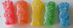 2 (24) 'Person Shaped' Silicone Mold For Gummies or Candies - SpaceOutLabs