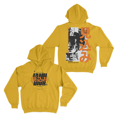 Official Iann Dior My Bed Hoodie - Yellow
