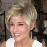 Hot Sale Short Pixie Wig With Bang