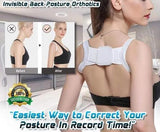 Invisible Back Posture Orthotics-HOT