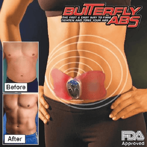 BUTTERFLY MUSCLE ABS TRAINER