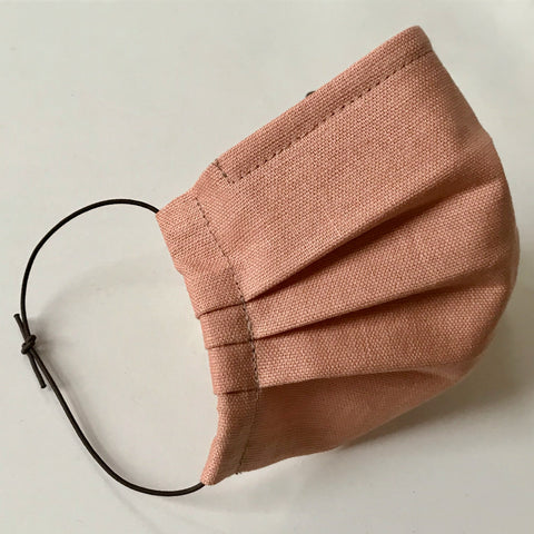 Fabric Face Mask - Terracotta