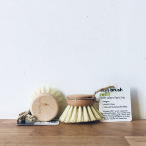EcoLiving Dish Brush Replacement Head