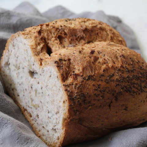 Bold Buckwheat Sourdough