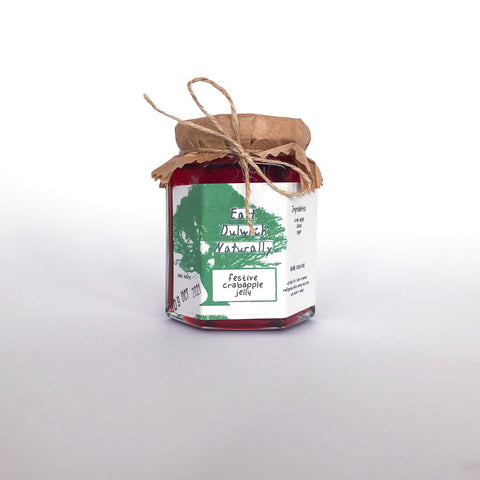 Festive Crabapple Jelly